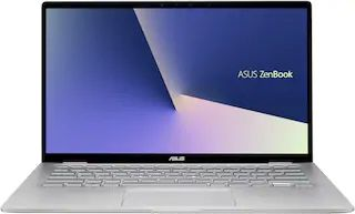Asus ZenBook Flip 14 UM462DA-AI501TS Laptop (AMD Quad Core R5/ 8GB/ 512GB SSD/ Win10)