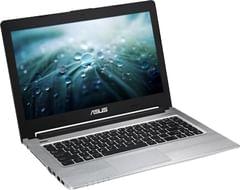 Asus S56CM-X0177H Ultrabook (3rd Gen Ci3/ 4GB/ 500GB + 24GB SSD/ Win8/ 2GB Graph)