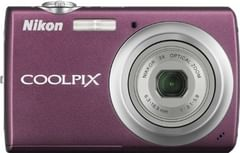 Nikon Coolpix S220 10MP Digital Camera
