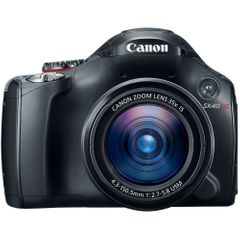 Canon PowerShot SX40 HS 12.1 MP Point and Shoot Camera