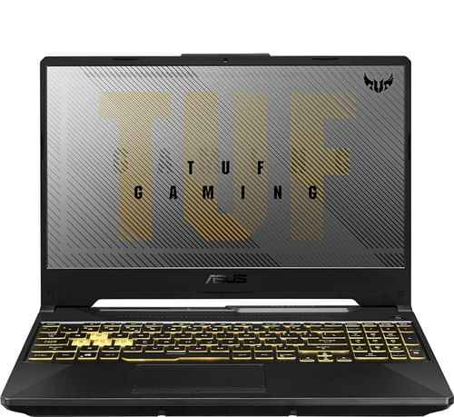 Asus TUF Gaming F15 FX566LH-BQ275T Laptop (10th Gen Core i5/ 8GB/ 512GB SSD/ Win10/ 4GB Graph)