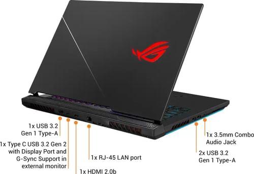 Asus ROG Strix Scar G732LXS-HG059T Gaming Laptop (10th Gen Core i9/ 32GB/ 2TB SSD/ Win10 Home/ 8GB Graph)