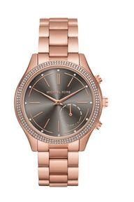 Michael Kors Slim Runway MKT4005 Hybrid Smartwatch, Gold