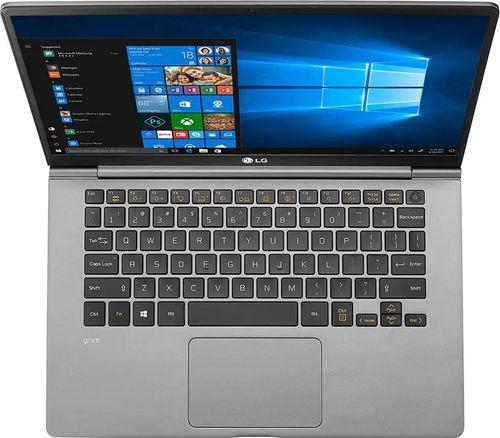 LG Gram 14Z90N Laptop (10th Gen Core i5/ 8GB/ 256GB SSD/ Win10 Home)