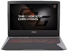Asus ROG G752VS-GB094T Laptop (6th Gen Ci7/ 32GB/ 1TB 512GB SSD/ Win10/ 8GB Graph)