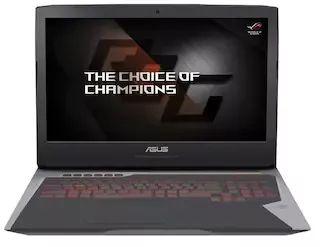 Asus ROG G752VS-GB094T Laptop (6th Gen Ci7/ 32GB/ 1TB 512GB SSD/ Win10/ 8GB Graph)