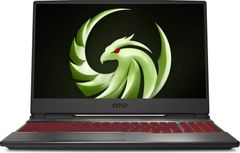 MSI GF63 Thin 9SCXR-417IN Gaming Laptop vs MSI Alpha 15 A3DD-264IN Gaming Laptop