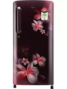 LG GL-B201ASPY 190L 5 Star Single Door Refrigerator