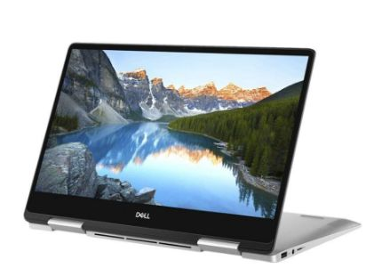 Dell Inspiron 13 7386 Laptop (8th Gen Core i5/ 8GB/ 256GB SSD/ Win 10)