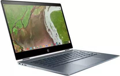 HP Chromebook x360 14-da0004TU Laptop (8th Gen Core i5/ 8GB/ 64GB eMMC/ Chrome OS)