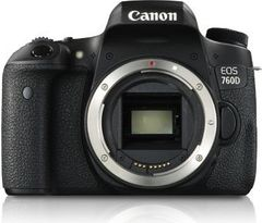 Canon EOS 760D Camera (Body Only)