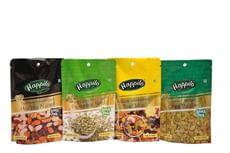 Happilo Premium Combo 1 (Trail Mix, Nut Mix, Raisins, Pumpkin Seeds) 290g