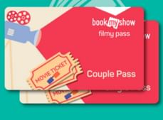 Bookmyshow All New Filmy Pass: Couple & Single Pass