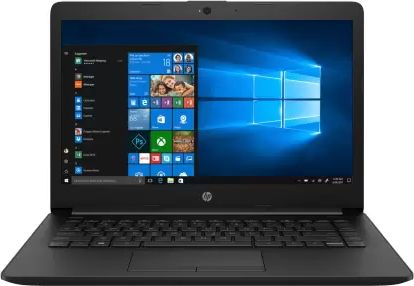 HP 14q-cs0023TU Laptop (7th Gen Core i3 / 8GB/ 256GB SSD/ Win10)