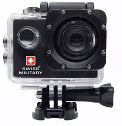 Swiss Military CAM1 Sports and Action Camera