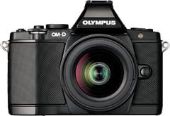 Olympus OMD-EM5 Mirrorless (12-50mm Lens)