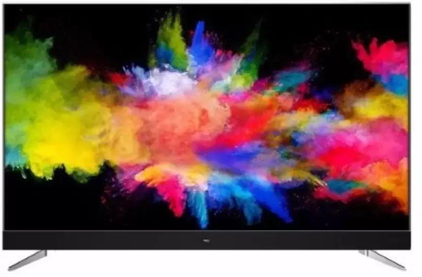f035272be2e TCL 55C2US (55-inch) Ultra HD 4K Smart LED TV Best Price in India 2019
