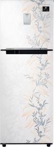 Samsung RT28T3A336W 244 L 3 Star Double Door Convertible Refrigerator