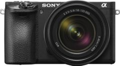 Sony Alpha ILCE-6500 DSLR Camera (With 18-135mm OSS Lens)