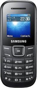 Motorola WX181 vs Samsung Guru E1205