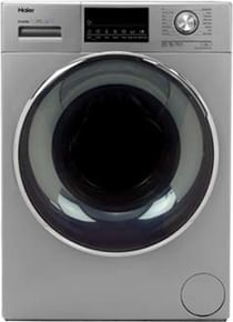 Haier HW80-DM14876TNZP 8 Kg Fully Automatic Front Load Washing Machine