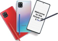 Price Down: Samsung Galaxy Note10 Lite from Rs. 29,999