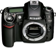 Nikon D80 10.2MP DSLR Camera (Body only)