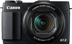 Canon PowerShot G1X Mark II Point & Shoot Camera