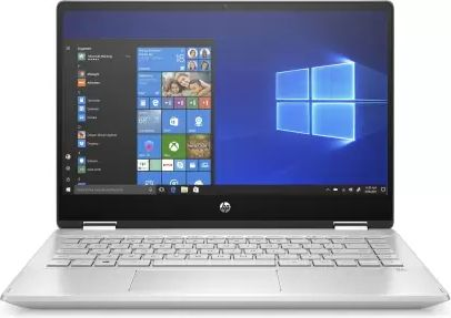 HP Pavilion x360 14-dh1179TU Laptop (10th Gen Core i5/ 8GB/ 512GB SSD/ Win10 Home)