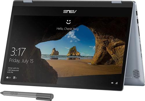 Asus VivoBook Flip 14 TP412FA-EC382TS Laptop (10th Gen Core i3/ 8GB/ 256GB SSD/ Win10 Home)