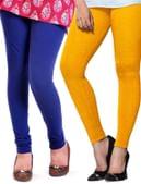 1 Stop Fashion Women's Leggings (Pack of 2)