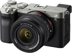 Sony A7C Mirrorless Camera