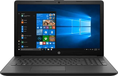 HP 15-DA1058TU Laptop (8th Gen Core i5/ 8GB/ 1TB 256GB SSD/ Win10 Home)