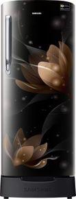 Samsung RR20T182YB8 192 L 3 Star Single Door Refrigerator