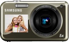 Samsung PL120 Point & Shoot