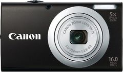 Canon PowerShot A2400 IS Point & Shoot
