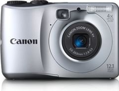 Canon PowerShot A1200 12.1MP Point-and-Shoot Digital Camera