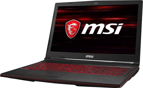 MSI GL63 9RDS-853IN Laptop (9th Gen Core i7/ 8GB/ 1TB 128GB SSD/ Win10/ 4GB Graph)