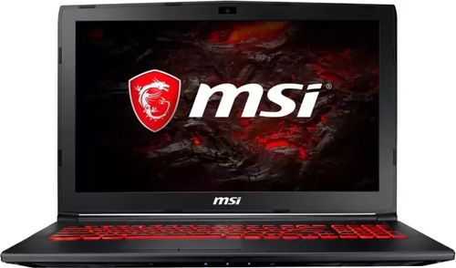 MSI GL62M 7RDX-1878XIN Gaming Laptop (7th Gen Ci7/ 8GB/ 1TB/ FreeDOS/ 2GB Graph)