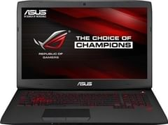 Asus G751JM-T7066P ROG Series Laptop (4th Gen Ci7/ 24GB/ 1TB/ Win8 Pro/ 2GB Graph)