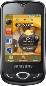 Samsung S3370 Star Nano 3G (Corby 3G)