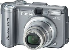 Canon Powershot A620 7.1MP Digital Camera