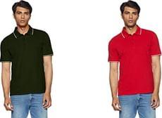 Puma Men's Polo T-Shirts | Upto 80% OFF
