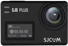 SJCAM SJ8 Plus Native 4K Sports Action Camera