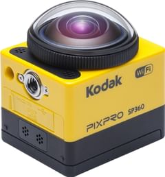 Kodak SP360-YL5 360 Degree Action Camera