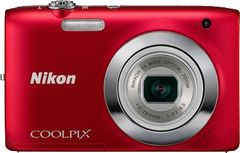 Nikon Coolpix S2600 Point & Shoot