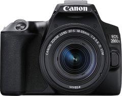 Canon EOS 200D II 24.2 MP DSLR Camera (EF-S18-55 IS STM & EF-S55-250 IS STM)
