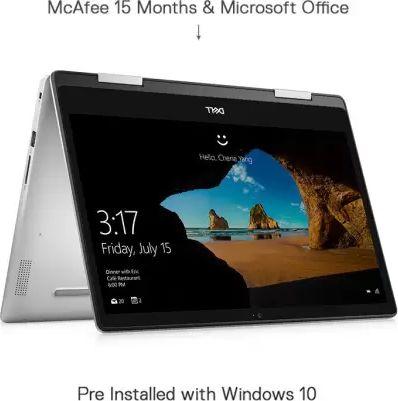 Dell Inspiron 5491 Laptop (10th Gen Core i3/ 4GB/ 1TB 256GB SSD/ Win10 Home)