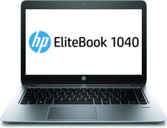 HP EliteBook Folio 1040 G1 Notebook PC (ENERGY STAR) (G2F75PA) (Intel Core i7/ 4GB/ 128GB/ Win8.1 Pro)