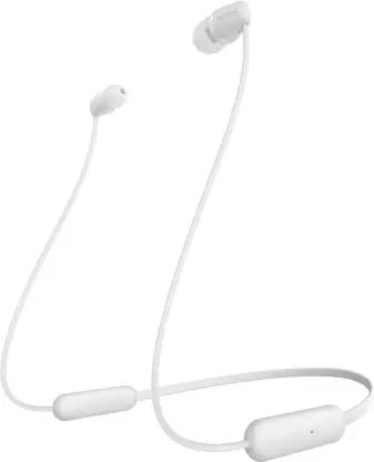 Sony Wi C200 Bluetooth Headset With Mic Best Price In India 2020 Specs Review Smartprix